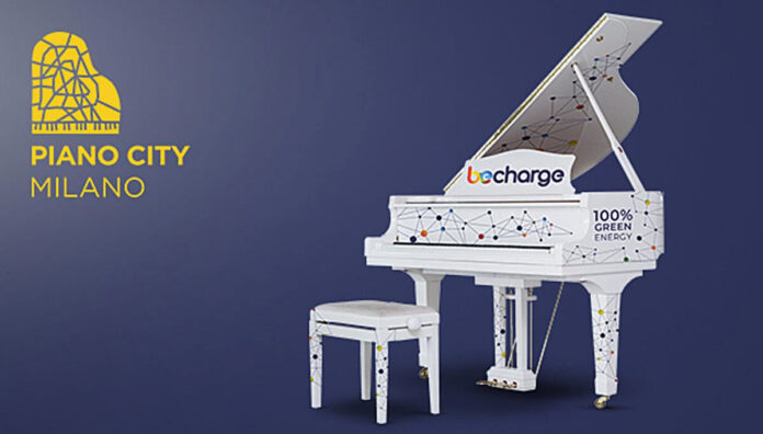 Becharge piano city ricarica
