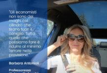 Barbara Antonioli, professoressa titolare alla Facoltà di Economia dell'Università della Svizzera italiana.