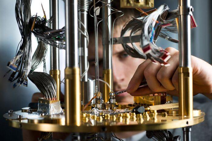 Quantum computing energia