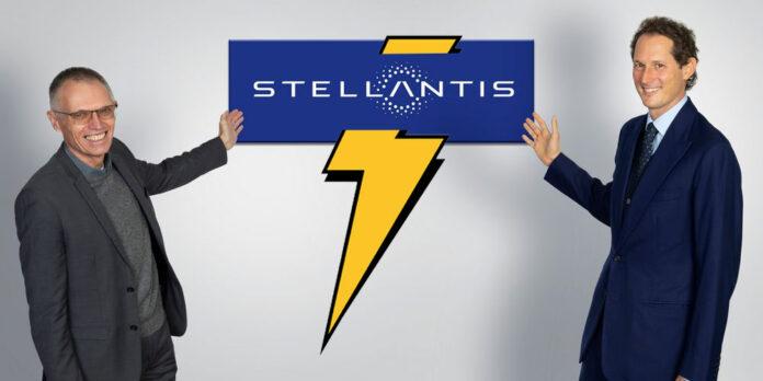 stellantis auto elettriche